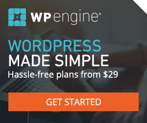 WordPress Hosting - WP Engine