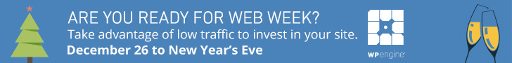 Introducing Web Week