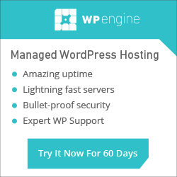Hosted by WP Engine