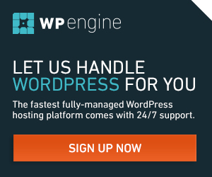 WP Engine Let us handle WordPress for you - Fully Managed WordPress Sites