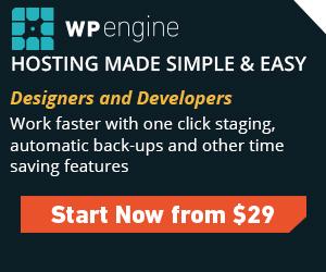 WPengineBanner4300x250 How To Start A Killer Blog That Converts? Blog Blogging Tips Marketing