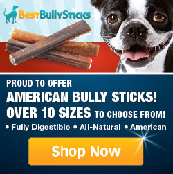 Made in the USA Bully Sticks