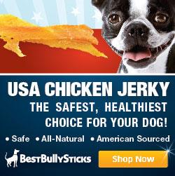 USA-made Chicken Jerky