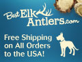 Free Shipping on Elk Antlers