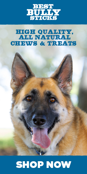 High Quality, All Natural Chews and Treats