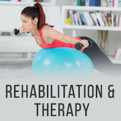 Rehabilitation & Therapy