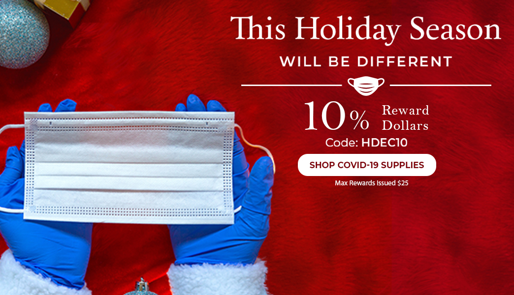 This Holiday Season Will Be Different-10%RD:HDEC10