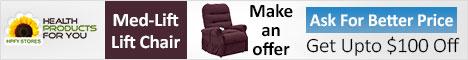 Medlift Chairs - Make an Offer