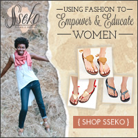 Shop gorgeous NEW sandals from Sseko Designs and help to empower and educate women - Click Here!