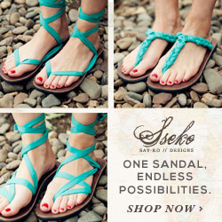 One Sandal Endless Possibilities