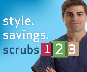 Style. Savings. Scrubs - Scrubs123.com