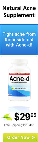 Acne-d Natural Acne Supplement