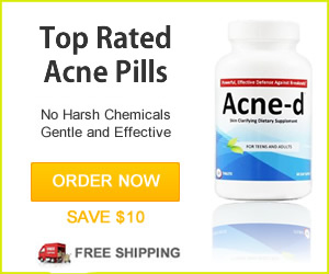 Acne-d Natural Acne Vitamin