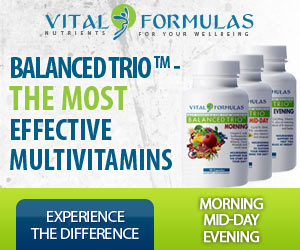 BalancedTrio - The most effective multivatamins