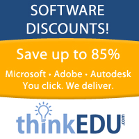 Student Software Discounts - thinkEDU.com