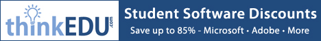 Student Software Discounts - thinkEDU.com