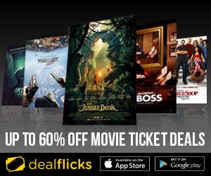 DealFlicks discount code