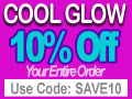 10% off cool glow coupon codes