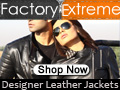 Designer Motorbike Leather Jackets | FactoryExtreme