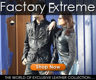 FactoryExtreme Leather Jackets