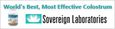 The world's best & most effective colostrum - Sovereign Laboratories