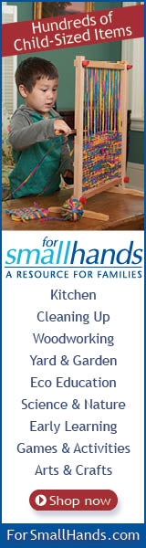 Hundreds of Child-Sized Items ForSmallHands.com