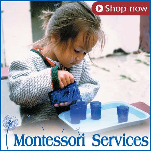 Montessori Services - Shop Now