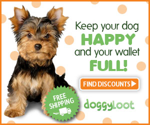 Discounts On Dog Treats And Toys From Doggyloot