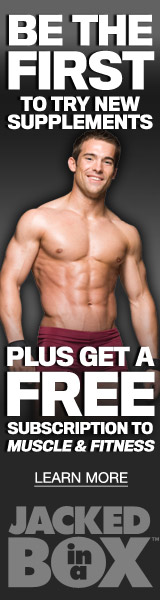 Shop at the Muscle & Fitness Store
