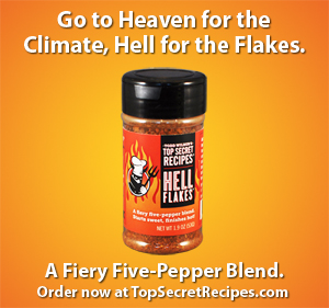 Fiery Five Pepper Blend