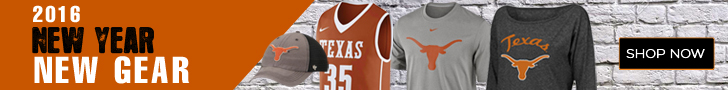 Texas Longhorns 2016 Gear!