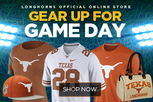 Shop Texas Longhorns Apparel