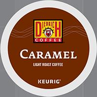 Diedrich Caramel Keurig® K-Cup® coffee