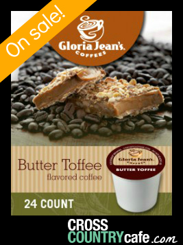 Green Mountain Butter Toffee K...