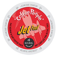 JET FUEL COFFEE PEOPLE EXTRA BOLD K-CUP® PODS