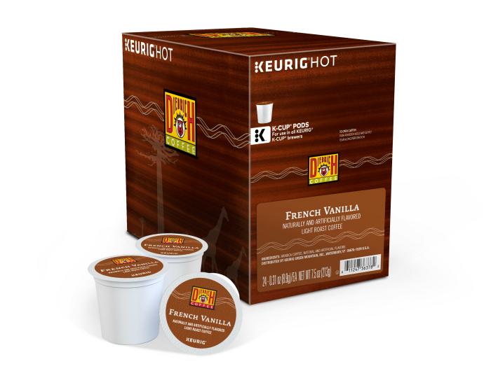 Diedrich Coffee Vanilla Keurig® K-Cup® pods