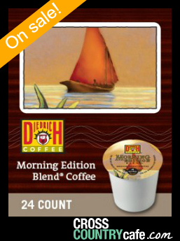 Diedrich Morning Blend Keurig Kcup coffee