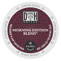 Diedrich Morning Edition Keurig Kcup coffee