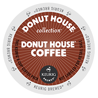 Donut House Keurig K-cup coffee