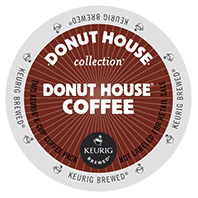 Donut House Keurig® K-Cup® coffee pods
