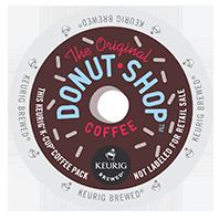 The Original Donut Shop Keurig Kcup coffee