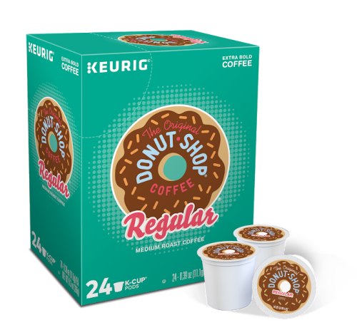Donut Shop Regular K-Cup® coffee pods