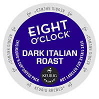 Eight O'Clock Coffee Dark Italian Roast K-Cups®