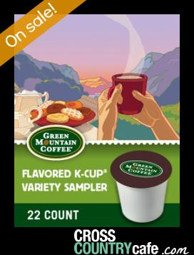 Keurig K-cup Flavored Variety Pack