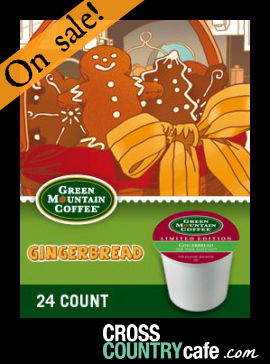 Green Mountain Gingerbread Keu...