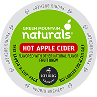 Green Mountain Apple Cider K-Cup®  pods