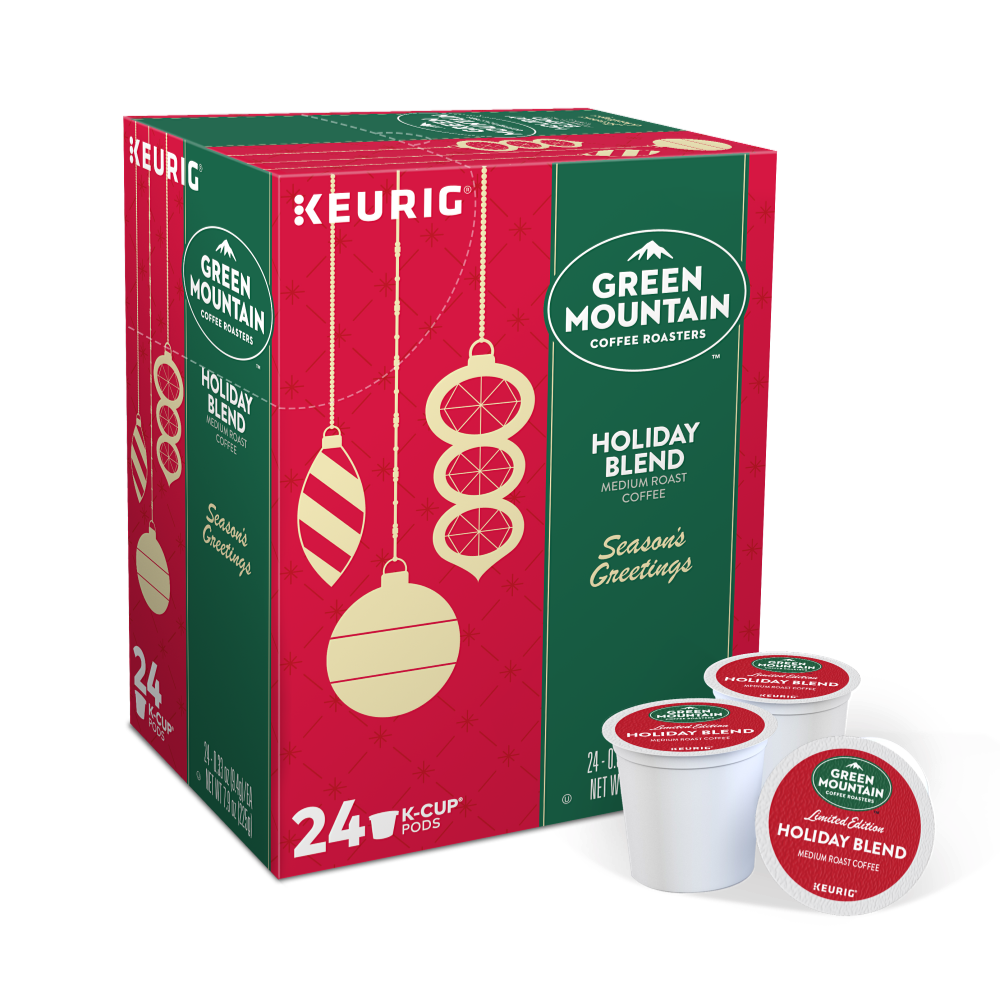 Holiday Blend Keurig® K-Cup® Coffee pods