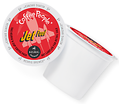 Jet Fuel Keurig Kcup coffee