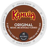 Kahlua Original Keurig Kcup coffee