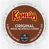 Kahlua Original Keurig Kcup coffee
